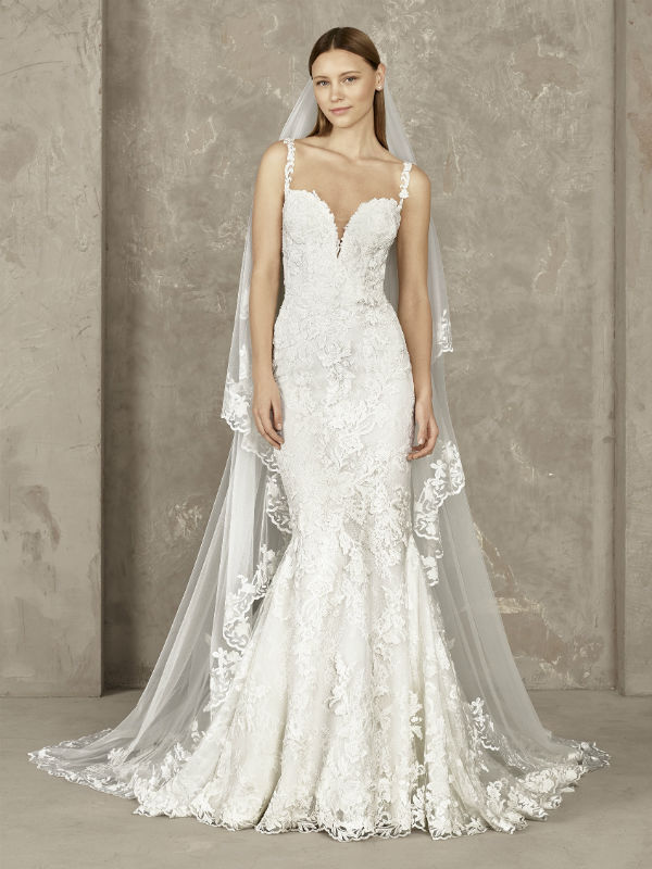 Pronovias Privée 27009