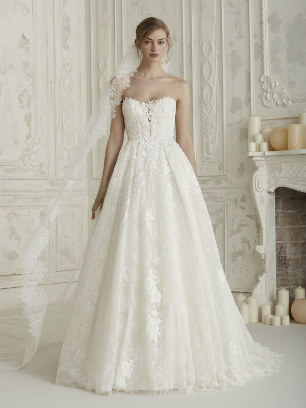 La Sposa Pronovias 20730