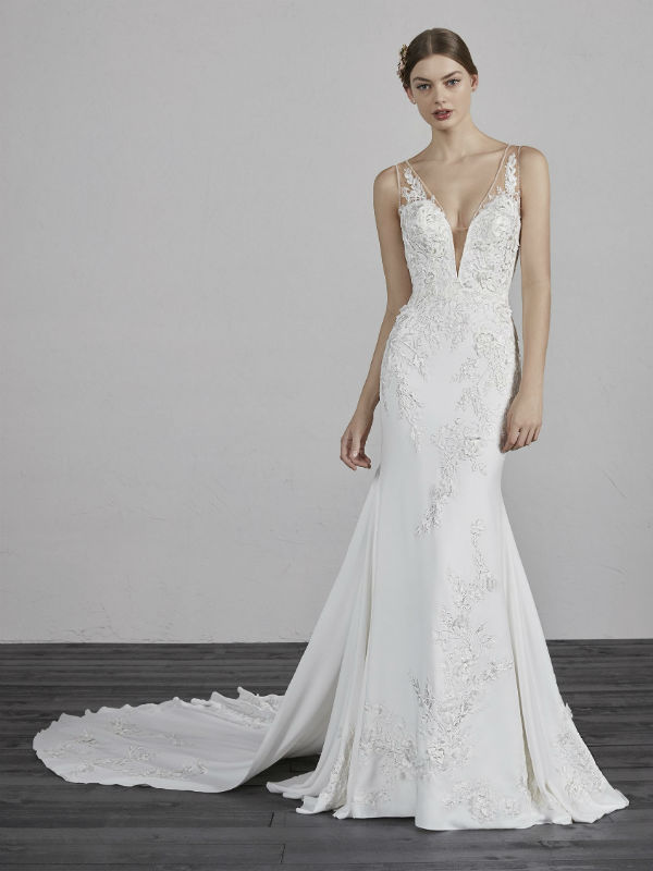 La Sposa Pronovias 20720