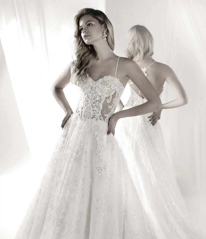 Nicole Milano collection Luxury 40822