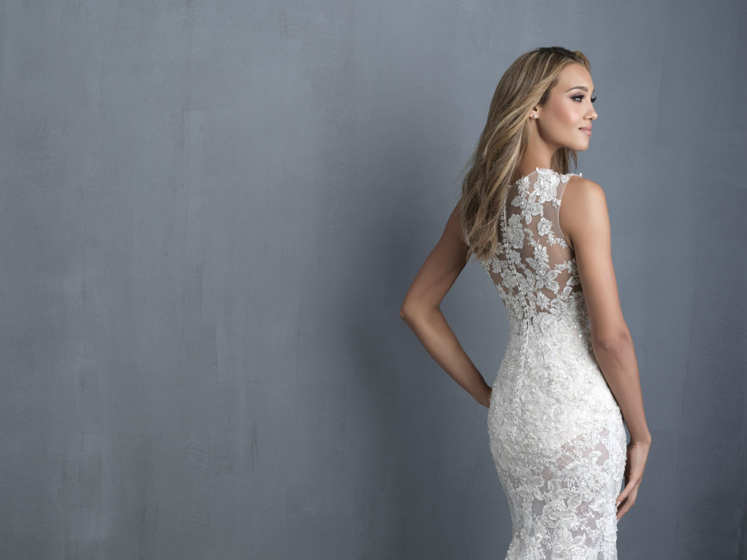 Allure Bridals 40958