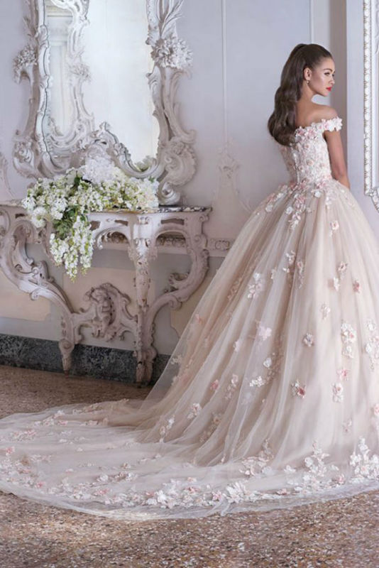Demetrios Platinum 40661